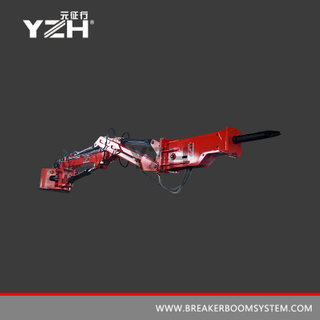 XL1020 170° Rotating Stationary Type Rockbreaker Boom Systems