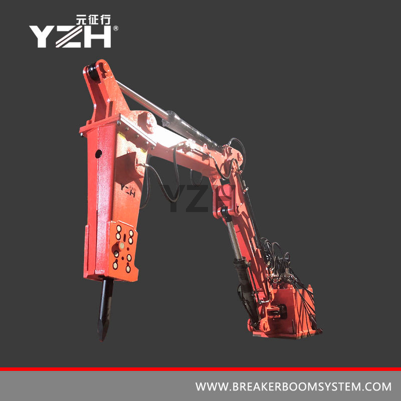 M 440 Fixed Type Pedestal Boom Breaker Systems