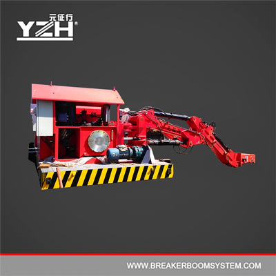 YZH-L940 Fixed Type Manipulator Arm With Hydraulic Breaker