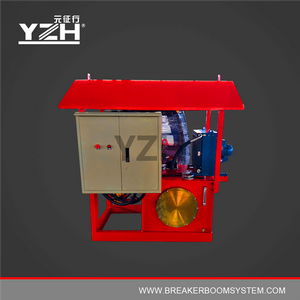 Hydraulic Power Pack Station For Breaker Boom System
