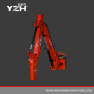 YZH-M440 Fixed Type Pedestal Boom Breaker Systems