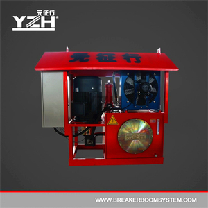 HA 75 Hydraulic Pump Power Station Device